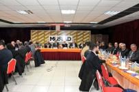 GENÇ GİRİŞİMCİLER - MÜSİAD 'Dost Meclisi'nin Konuğu Çalık Oldu
