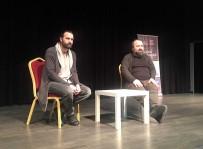 OYUNCULUK - Oyuncu Timur Acar, Sinema Akademisi Öğrencileriyle Mesleki Tecrübelerini Paylaştı