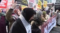 İNSANLIK DRAMI - Özgür-Der'den Doğu Guta Protestosu