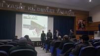 KALDIRIMLAR - Pazaryeri'nde Halk Bilgilendirme Toplantısı Yapıldı