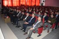 MEHTER TAKIMI - Reşadiye'de 'Çanakkale Ruhunu Anlamak' Konferansı