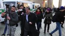 ABDULLAH ÖCALAN - Salih Müslüm Berlin'de PKK Mitingine Katıldı