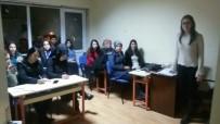 BEDEN DILI - Şaphane'de Türk İşaret Dili Kursu