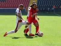 MUSTAFA BAYRAM - Spor Toto 1. Lig Açıklaması Gaziantepspor Açıklaması 1 - Balıkesirspor Açıklaması 3