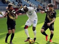 ALI EREN - Spor Toto Süper Lig Açıklaması Kasımpaşa Açıklaması 1  - Osmanlıspor Açıklaması 1 (Maç Sonucu)