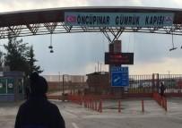 VİZE BAŞVURUSU - Suriyeli Annenin Gözü Sınır Kapısında