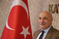 İSMAİL TAMER - Tamer'den 'İttifak' Açıklaması