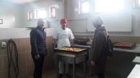 GIDA KONTROL - Tatvan'daki Okulların Yemekhaneleri Denetlendi