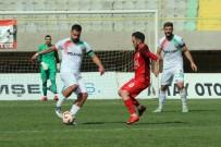 MURAT ERDOĞAN - TFF 2. Lig Açıklaması Karşıyaka Açıklaması 0 - Gümüşhanespor Açıklaması 1