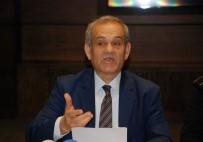 İSMAIL GÜNEŞ - TGF Başkanı Karaca Açıklaması 'Yaygın Ve Yerel Basının Adeta Bütün Hayat Damarları Kesiliyor'