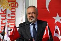AHMET ERCAN - TMSF Yönetimindeki Faruk Güllüoğlu Baklavaları Yeni Üretim Tesisi Açtı