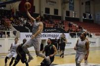 GÜLEK - Türkiye Basketbol 1. Ligi Açıklaması Petkim Spor Açıklaması 88 - Düzce Belediye Açıklaması 74