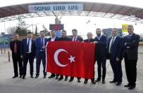 ÖNCÜPINAR - Türkiye Hokey Federasyonundan Afrin'e Destek