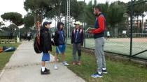 TENİS TURNUVASI - Uludağ Cup Tenis Turnuvası