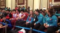 KADIN SPORCU - Uluslararası Nazım Canca Avrupa Ümitler Judo Kupası