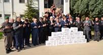 SUAT SEYITOĞLU - Yenişehir Esnafı Mehmetçiklere Helva Gönderdi