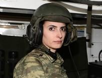 Afrin Operasyonu - 'Zeytin Dalı'nın kadın subayları