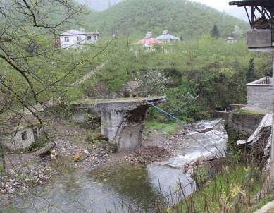 150 Yıllık Köprü Zamana Yenildi