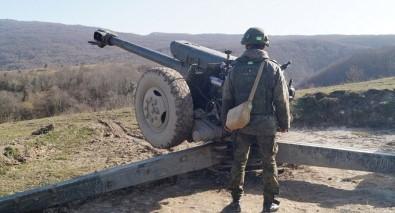 Abhazya Ve Rusya'dan Gürcistan Sınırında Askeri Güç Arttırma Kararı