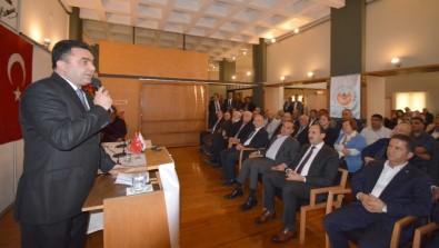 Adana Çiftçiler Birliği'nin Genel Kurulu Yapıldı