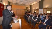 ZIRAAT MÜHENDISLERI ODASı - Adana Çiftçiler Birliği'nin Genel Kurulu Yapıldı