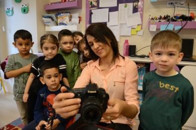 Aileler Minik Öğrencilere Mesleklerini Anlatıyor