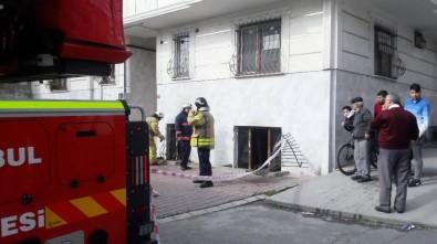 Ailesinin Evde Yalnız Bıraktığı 2 Çocuk, Yangında Ölümden Döndü