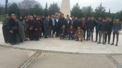 AK Parti Altıntaş İlçe Gençlik Kolları Başkanlığı Çanakkale Gezisi Düzenledi