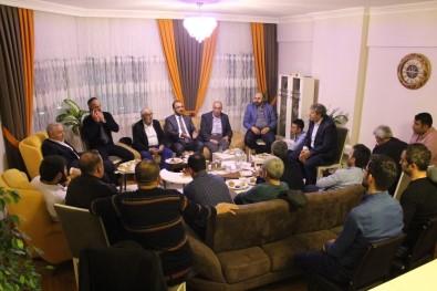AK Parti Ev Ev Çalışıyor