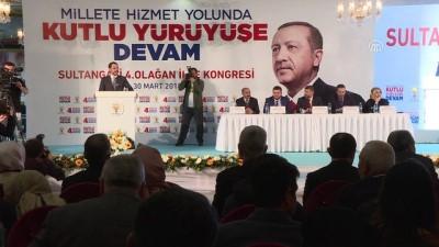 AK Parti Sultangazi 4. Olağan Kongresi