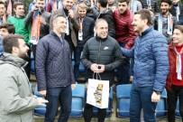GÖKHAN İNLER - Akademi Lise Öğrencileri Başakşehir Spor Kulübü'nü Ziyaret Etti