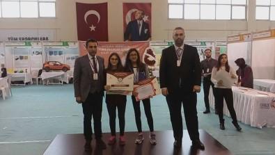 Akçakocalı Öğrencilerden TÜBİTAK Yarışmasında 1.'Lik Kazandı