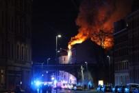 TERMAL KAMERA - Almanya'da Yangın Açıklaması 14 Yaralı