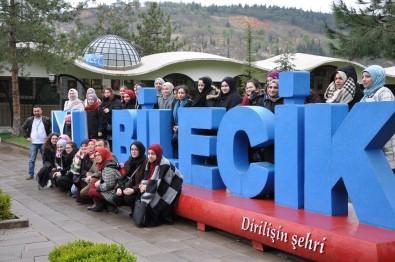Almanya'dan Bilecik'e 460 Öğrenci İle Tarih Gezisi