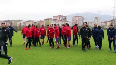 Altınordu, Akın Çorap Giresunspor Maçına Hazır