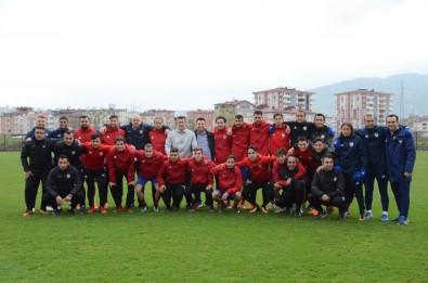 Altınordu, Giresunspor Maçına Hazır