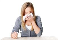 GRİP - Ani Hava Değişiklikleri Hasta Ediyor