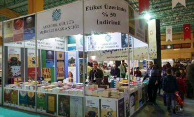 Atatürk Kültür Merkezi Başkanlığı Yayınları 2. Denizli Kitap Fuarı'nda