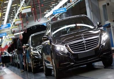 Avrupa Otomotiv Pazarı Yüzde 4,1 Büyüdü