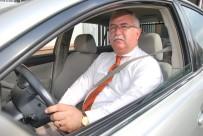 ÇOCUK KOLTUĞU - Aydın Şoförler Odası Başkanı Özmeriç'ten Çocuk Koltuğu Uyarısı