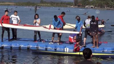 Bahar Kupası Durgunsu Kano Yarışları
