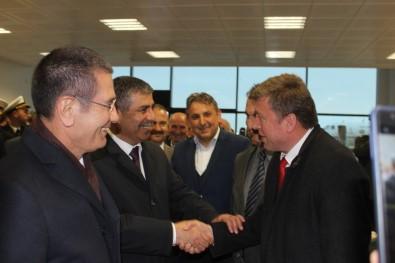 Bakan Canikli, Gürcistan Ve Azerbaycanlı Mevkidaşlarını Giresun'da Karşıladı