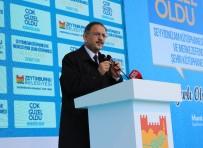Bakan Özhaseki Açıklaması 'DEAŞ Proje Bir Örgüttür'