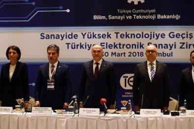 Bakan Özlü Açıklaması 'Teknoloji Açığımızı Kapattığımız Gün, Dış Ticaret Açığı Diye Bir Problemimiz Kalmayacak'