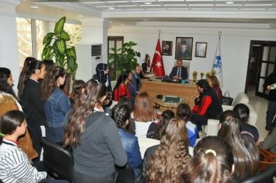 Başarılı Takımlardan Başkan Akkaya'ya Ziyaret