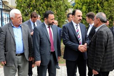 Başkan Altay Açıklaması 'Gücümüzü Hemşehrilerimizden Alıyoruz'