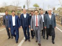 Başkan Atilla, Alatosun'da Vatandaşlarla Bir Araya Geldi