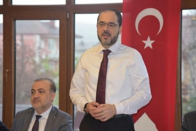 Başkan Ayaz Açıklaması 'Yeni Türkiye'nin Başarısı Yerelden Aldığı Güçtendir'