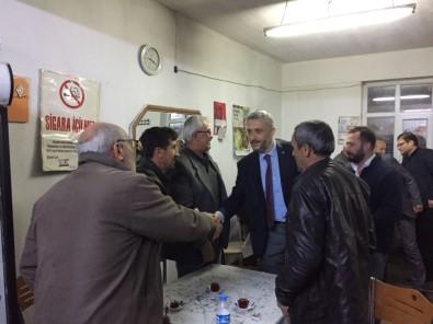 Başkan Biçer'den Köy Ziyaretleri