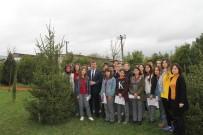 Başkan Çelik'e Ağaç Jesti